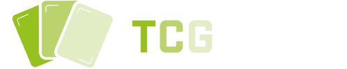 TCG Shop Logo